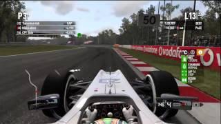 F1 2011 | ARL X360 F1 Round 13 - Italian Grand Prix