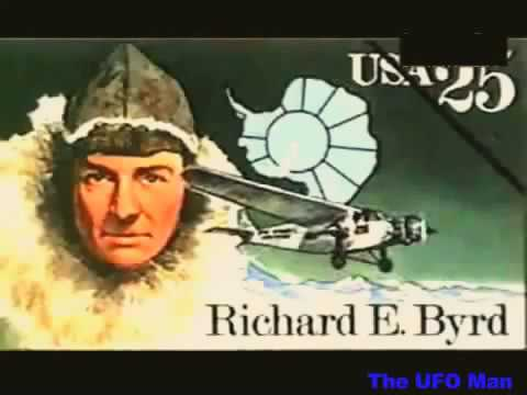 Rare video Admiral Richard E Byrd  Hollow Earth UFO Interview
