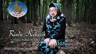 HALISA AMALIA - RINDU KEKASIH | Dangdut Romantis 2020 (Official Music Video)