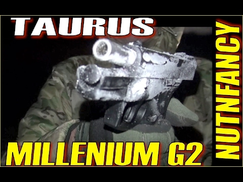 Taurus Millenium G2: It Kinda Busted [Full Review]