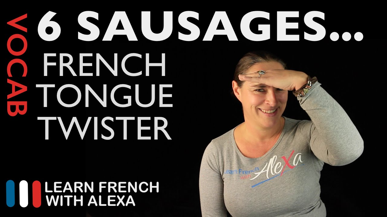 How to learn french with alexa polidoro