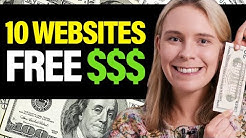 10 Websites To Make Money Online For FREE In 2020 💰 (No Credit Card Required!)