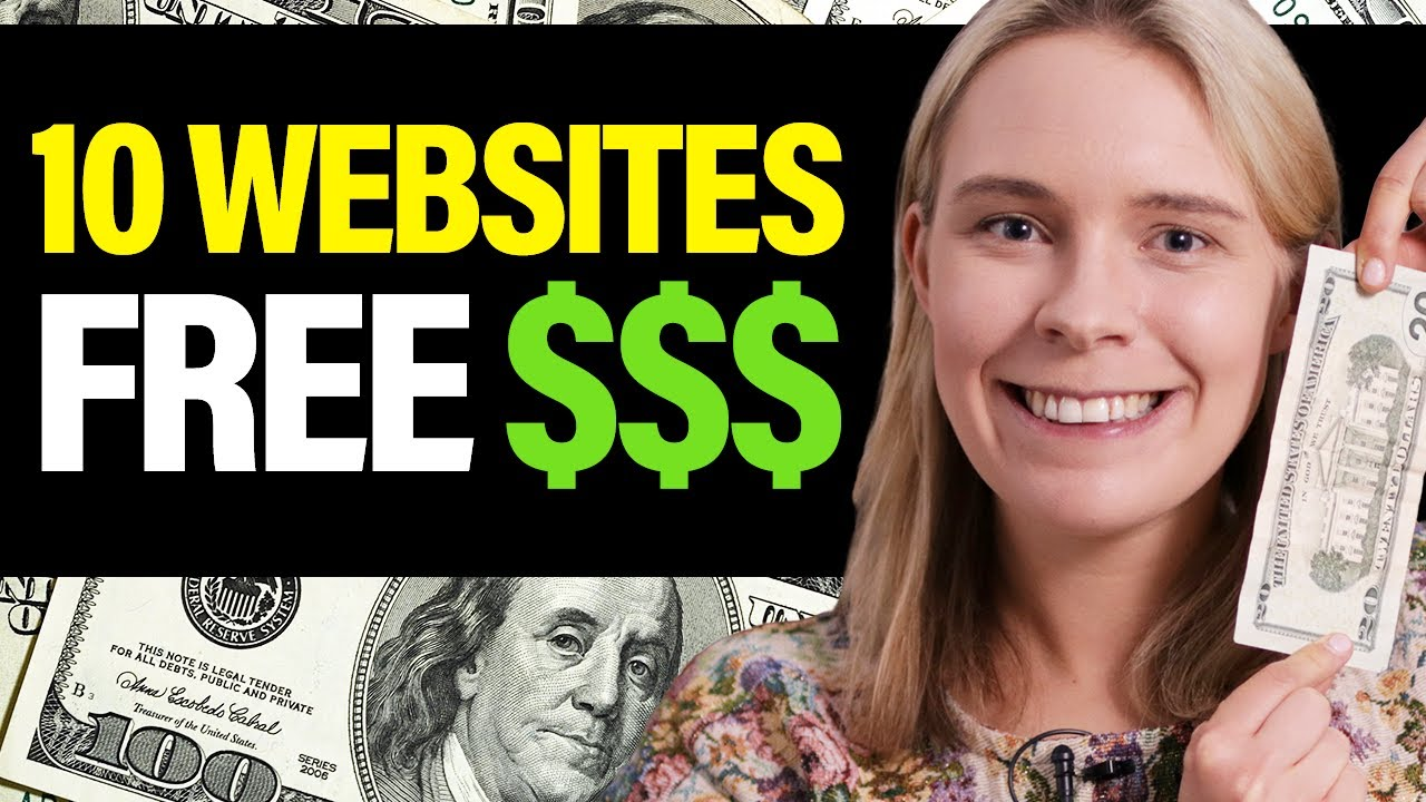 10 Websites To Make Money Online For FREE In 2020 ???? (No Credit Card Required!)