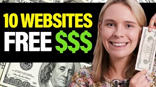Use these 10 websites to make money online for free in 2020 - no credit card required! ►► ebook: http://wholesaleted.com/4-step my print on demand co...