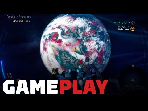 Starlink: Battle for Atlas - Exploring the Haven Planet Gameplay
