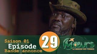 MOEURS, la Brigade des Femmes - saison 1 - épisode 29 : la bande annonce