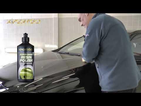 Xpert 60 Super Nano Resin Car Polish (One Step Polishing)