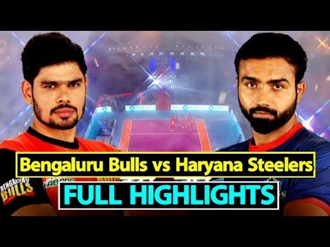 Watch: Pro Kabaddi League: Bengaluru Bulls beat Haryana Steelers | Sports Tak