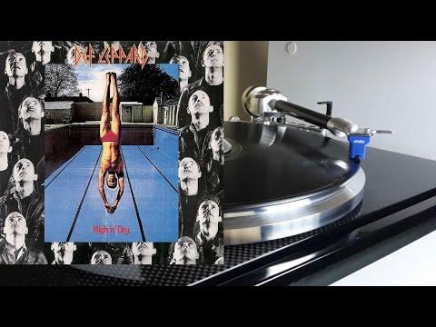 DEF LEPPAR̲D̲ Hig̲h̲ N̲ Dr̲y̲ (Full Album) Vinyl rip