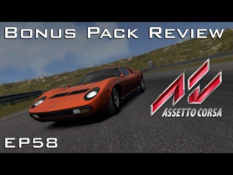 Assetto Corsa: Alfa Romeo MiTo / Lamborghini Miura Review (Bonus Pack) - Episode 58