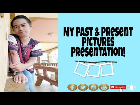 My Past And Present Pictures Presentation