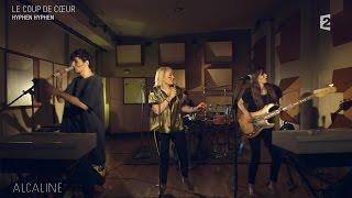 Alcaline, le Mag : Hyphen Hyphen - Cause I Got A Chance en live