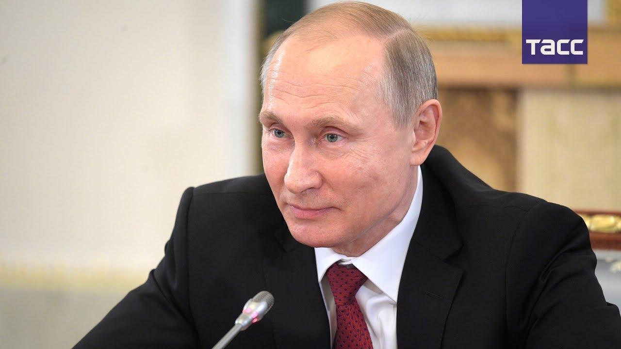 В.Путин о войсках НАТО у границ России: пусть тренируются, все под контролем