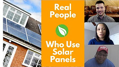 Video: Real People In South Carolina With Solar Panels