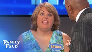Wait, is this heaven... or HELL? | Family Feud