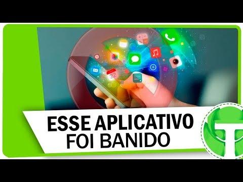 Este aplicativo foi BANIDO da Google Play