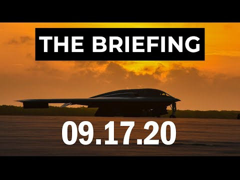 A Medal Of Honor, A VA Data Breach, TikTok Thirst Traps, And A Jumping Tank — The Briefing, 9.17.20