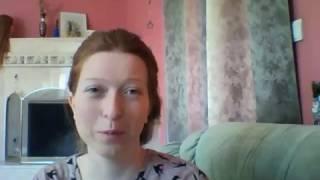 Мария Загваздина после первой недели обучения в Онлайн школе кос