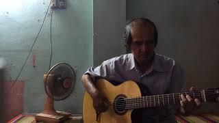Xuân và tuổi trẻ - Tam Ca Áo Trắng - Guitar Ánh Đức ( Guitar Solo)