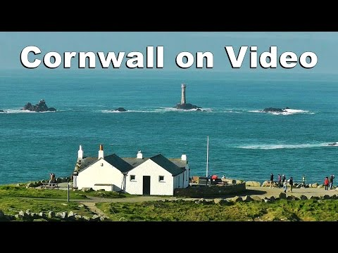 Cornwall on Video - Lands End, Sennen Cove, Levant Mine, Botallack, Geevor Tin Mine