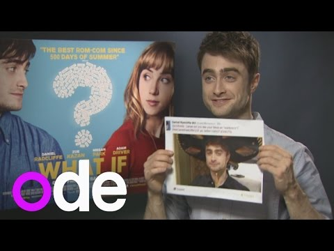 Daniel Radcliffe interview: What If star reveals why he's a bad boyfriend