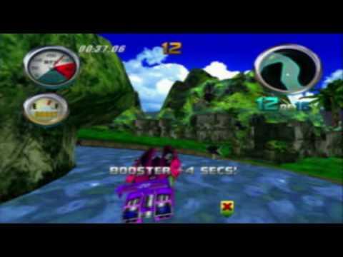 1999 Hydro Thunder Arcade Review