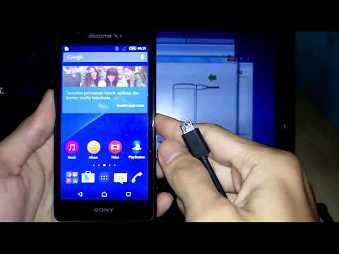 MUDAH! Cara Flash Sony Xperia Versi Jepang atau global Menggunakan Flashtool