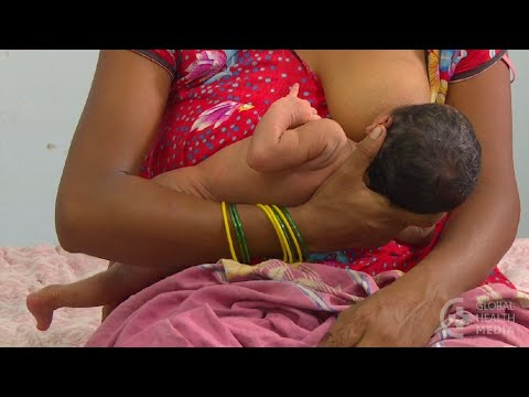 Breastfeeding Positions (Vietnamese) - Breastfeeding Series