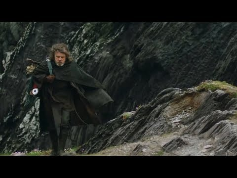 Mark Hamill Discusses the Beauty of Ireland's Skellig Michael in 'Star Wars: The Last Jedi'