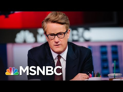 Joe: President Trump Firing James Comey Is 'A Constitutional Crisis' | Morning Joe | MSNBC