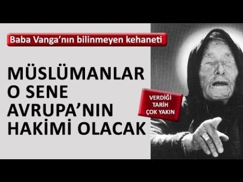 🙏Ünlü Kahin Baba Vanga'nın 2018'den Itibaren Kehanetleri🙏