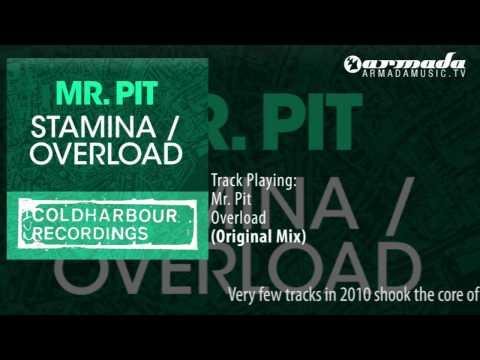 Mr. Pit - Overload (Original Mix)
