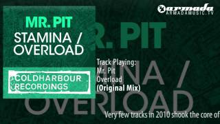 Mr. Pit - Overload (Original Mix)