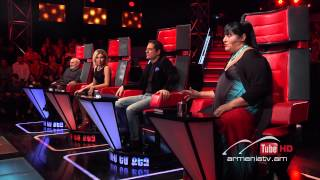 Arevik Grigoryan,No One by Alicia Keys - The Voice Of Armenia - Blind Auditions - Season 2