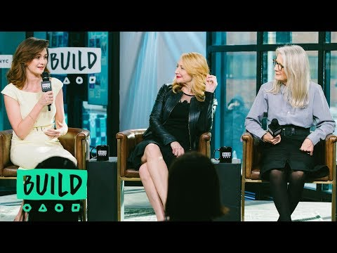 """Sally Potter, Patricia Clarkson & Emily Mortimer Drop By To Chat About """"The Party"""""""