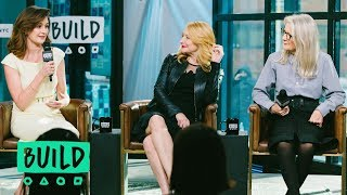 Sally Potter, Patricia Clarkson & Emily Mortimer Drop By To Chat About