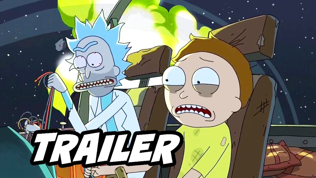 Rick and Morty Season 4 Episode News - Trailer Deleted Scenes and Bloopers