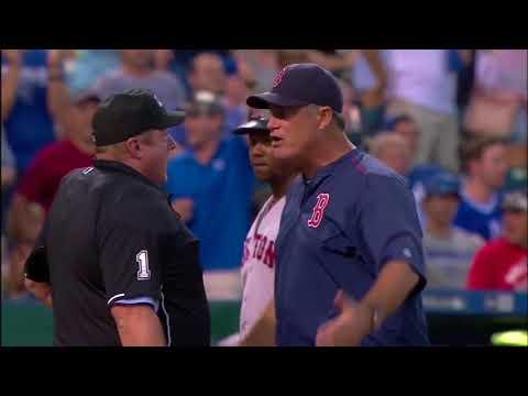 MLB Umpires Being Assholes