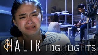 Halik: Jade tears up upon seeing Lino and Jacky together | EP 116