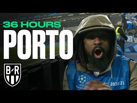 36 Hours in Porto—Fernando Perez watches Porto vs. Roma and Already Wants to Go Back