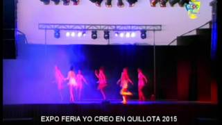 MUNITV ESCENARIO CULTURAL EXPO FERIA YO CREO EN QUILLOTA 2015