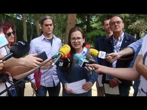 Acord d'investidura a partir de les coincidències programàtiques que fan viable el canvi a Lleida