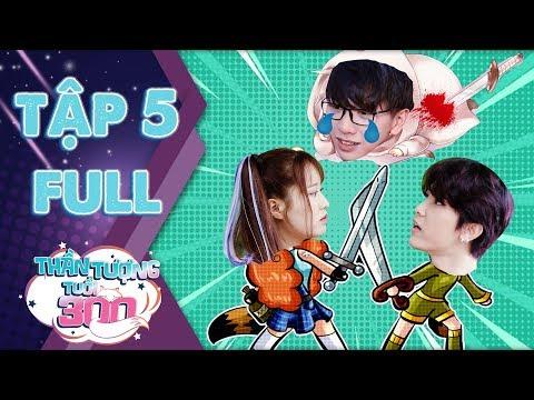 Thần tượng tuổi 300 sitcom | Tập 5 full: Han Sara và Toof.P đấu khẩu và cái kết đắng của Tùng Maru