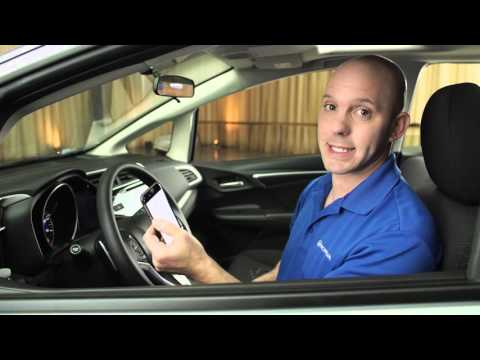 2016 Honda Fit Tips & Tricks: Connect Your Music With Bluetooth Streaming Audio