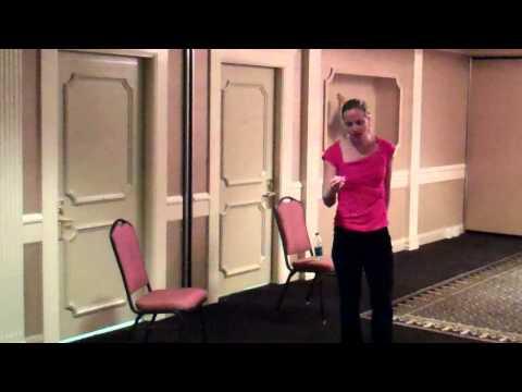 Lisa Falzone KEYNOTE at Stanford Entrepreneurship Week