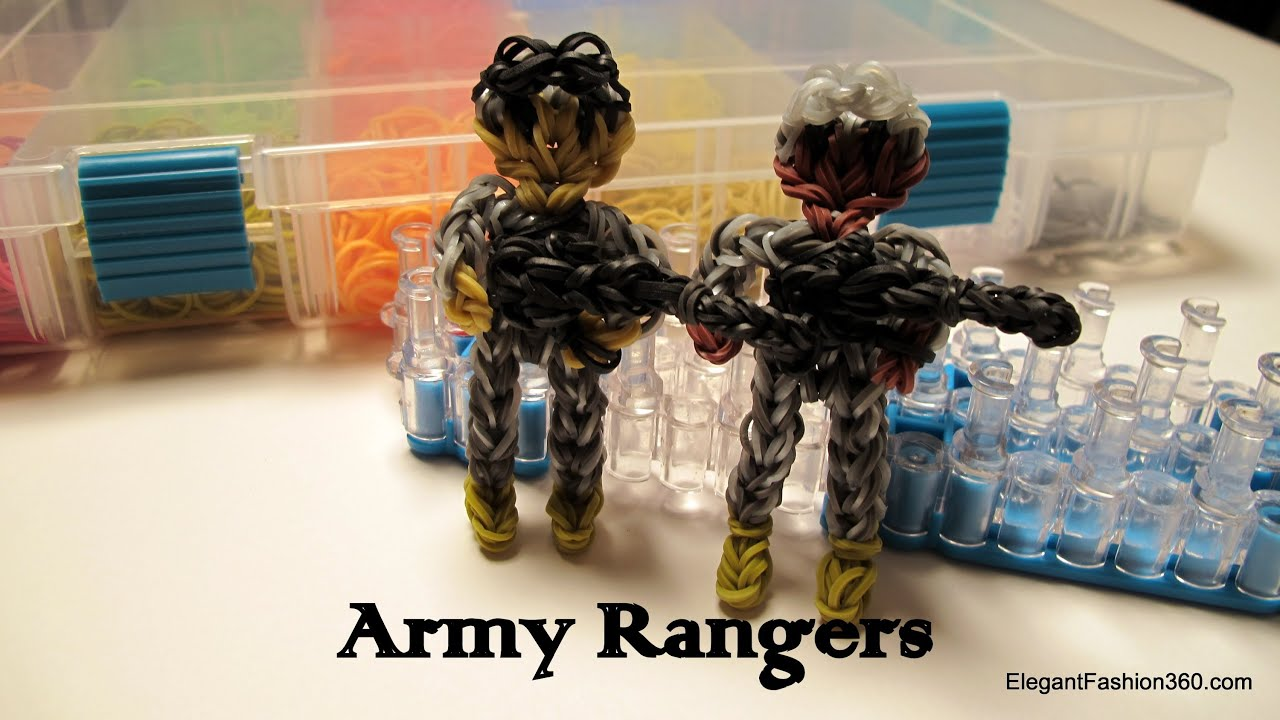 Army Ranger Action Figure/Charm
