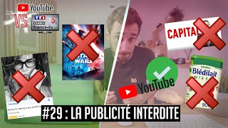 YouTube VS la télé #29 : Les interdictions de publicité