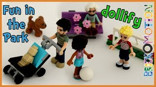 Fun in the Park set as a LEGO Friends set