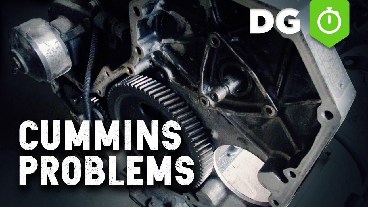 Weird Problems With Cummins 6BT / 4BT Diesel Engines