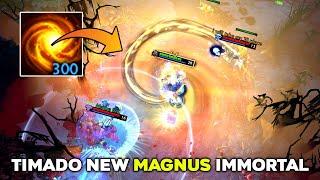 SUPER EPIC TI10 Immortal Magnus Item by Timado Dota 2